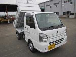 1125スズキ軽ダンプ