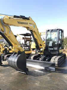 【機械入庫】ヤンマー/Vio30・Vio80
