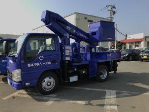 【車両入庫】いすゞ/AT-100TG