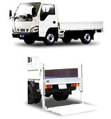 トラック(ホロ、パワーゲート、Wキャブ)