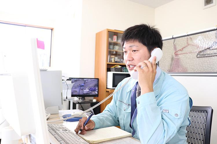 採用情報 熊本中央リース株式会社 営業部の仕事