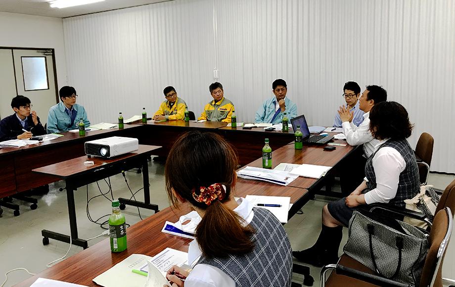採用情報 熊本中央リース株式会社 同業者見学