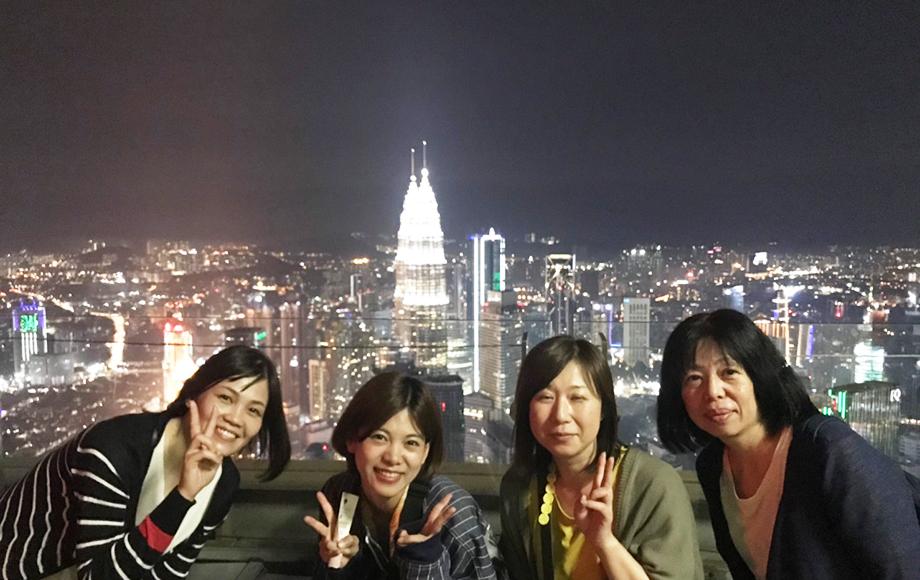 採用情報 熊本中央リース株式会社 社員旅行