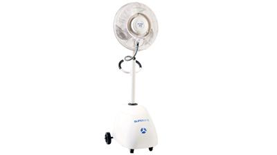 冷風扇 ドライ型ミスト発生器 移動式タイプ