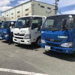 【納車情報】日野/2tダンプ・3tダンプ・2t平トラックロング