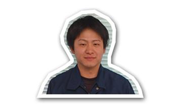 熊本中央リース 採用情報 社員紹介 機械点検整備(サービス)