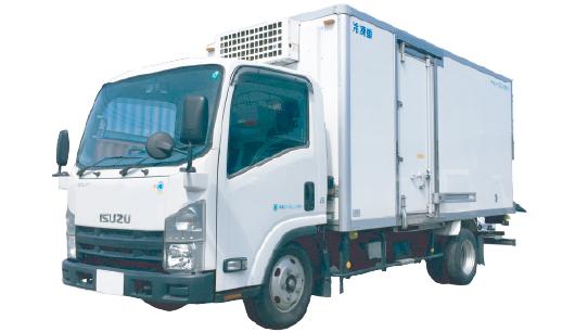 2t冷凍車(ロング)