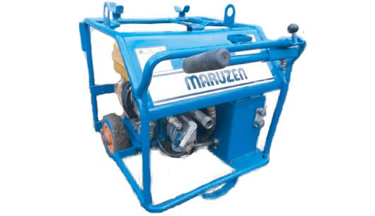 レンタル商品 油圧機械 熊本中央リース