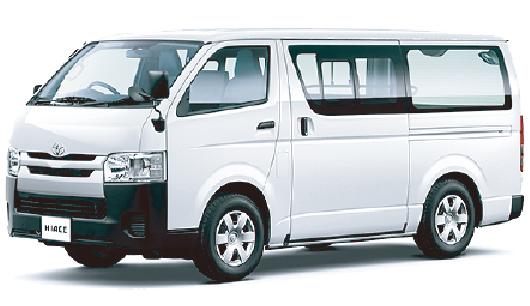 バン レンタル商品 車両 熊本中央リース