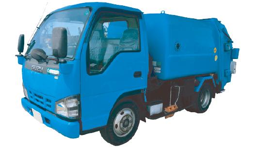 パッカー レンタル商品 車両 熊本中央リース