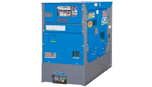 電源(発電機)25kVA