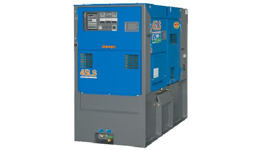 電源(発電機)45kVA