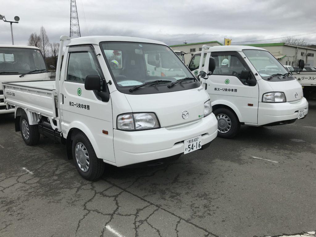 1t平トラック/マツダ