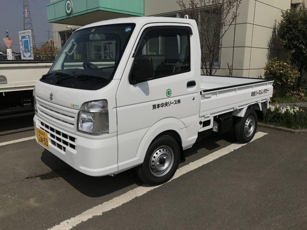 スズキ/軽トラック