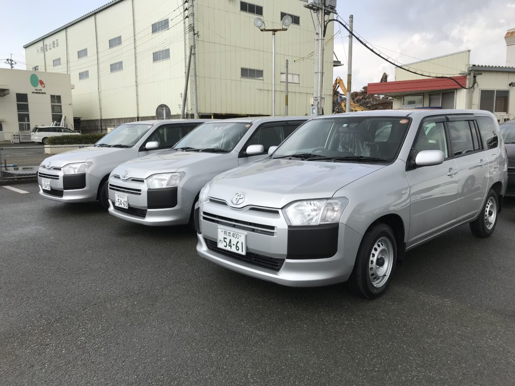 新車 トヨタ/プロボックス