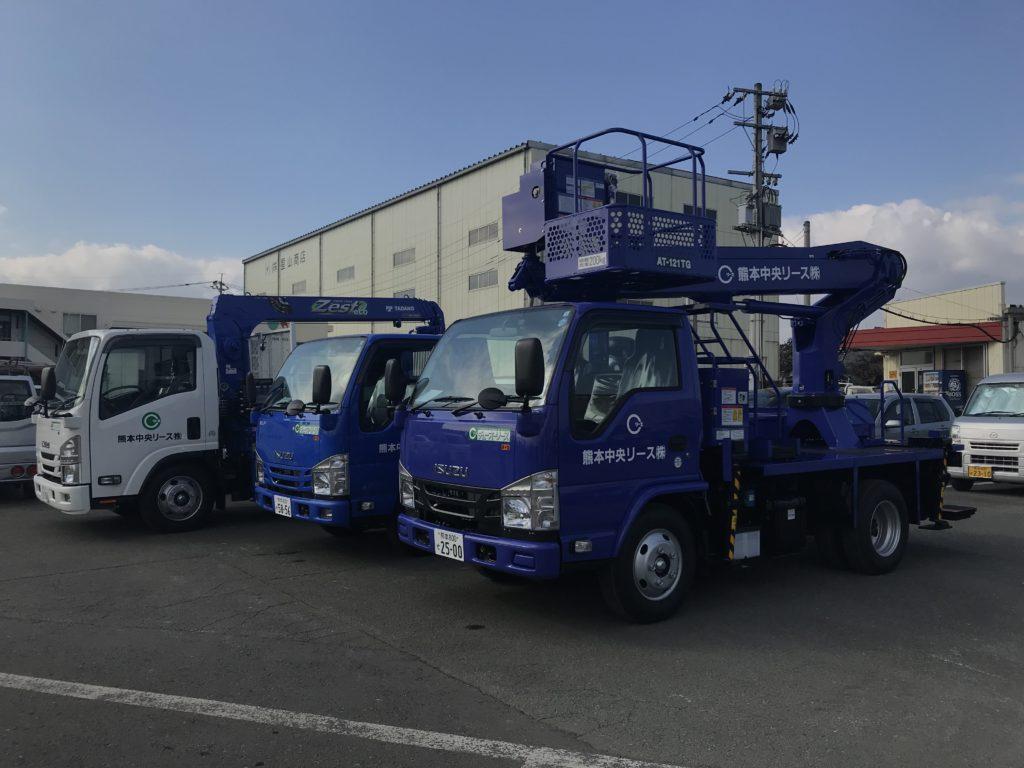 新着 納車情報 いすゞ・タダノ/12m高所作業車