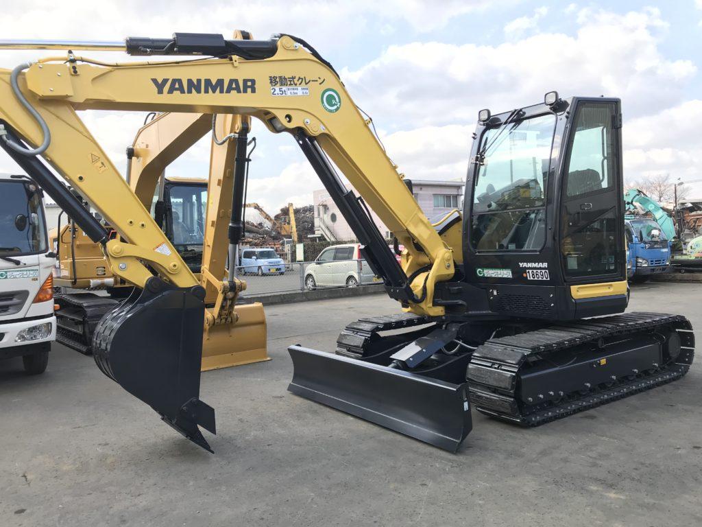土木機械納車 ≪新着≫納車情報 YANMAR/Vio20・Vio30・Vio80・V3